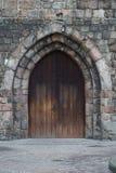 Entrada medieval Fotografía de archivo libre de regalías