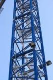 Entrada na torre Imagens de Stock