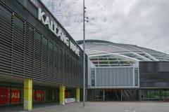 Entrada nacional del estadio de la alameda de compras fotos de archivo