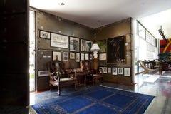 Entrada pasillo Foto de archivo libre de regalías