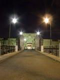 Entrada principal al La Cabañ Foto de archivo libre de regalías