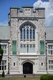 Entrada principal a Albert College em Belleville, Ontário Imagens de Stock Royalty Free