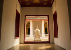 Entrada principal ao templo Imagens de Stock