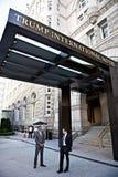 Entrada principal Washington, D del hotel internacional del triunfo C, Fotos de archivo