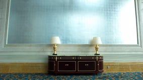 Entrada simples do hotel Imagens de Stock