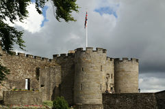 Entrada, Stirling Castle Foto de Stock Royalty Free
