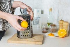 Entrain citron discordant Photographie stock