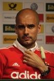 Entrain Guardiola Images stock