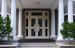 Entrance Royalty Free Stock Image