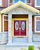 Entrance. Royalty Free Stock Photo