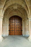 The Entrance. St John's Anglican Cathedral, Brisbane Royalty Free Stock Photo