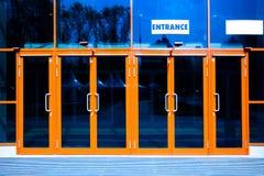 Entrance Stock Photography