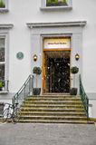 Entrance of Abbey Road Studios, London Stock Photography