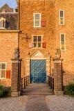 Doorwerth Castle Gelderland Netherlands royalty free stock photo