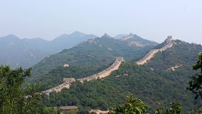 The Great Wall, Beijing, China Stock Photos