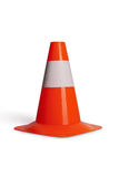 Entrance barrier cone Stock Image