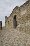 Entrance castle Royalty Free Stock Photos