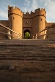 Entrance of Castle Doornenburg Royalty Free Stock Photo