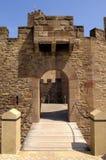 Entrance Castle of Javier, Sangüesa, Navarra,