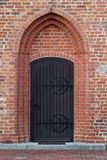 Entrance church Royalty Free Stock Photo