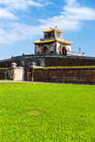 Entrance of Citadel, Hue, Vietnam. Royalty Free Stock Photo