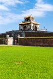 Entrance of Citadel, Hue, Vietnam. Royalty Free Stock Photo