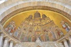 Free Entrance Details Of San Marco Basilica, Venice Royalty Free Stock Photos - 26991578