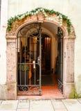 entrance dom Zdjęcie Royalty Free