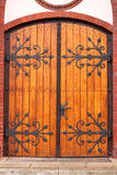 Entrance door Stock Photography