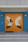 Entrance door Stock Photos