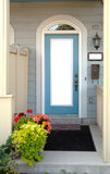 Entrance Door Stock Photo
