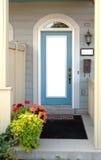 Entrance Door Stock Photo