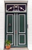 Entrance door Royalty Free Stock Photo