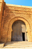 Entrance door  the the medina in Morocco Fes Stock Images