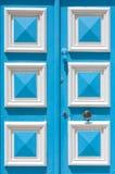 Entrance door. Tunis Stock Photo