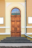 Entrance doors Royalty Free Stock Photography