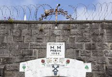 New Zealand`s Historic Prison Royalty Free Stock Photos
