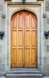 Entrance facade door Stock Photography