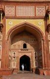 Entrance gate of Jahangiri Mahal Royalty Free Stock Images