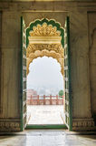 Entrance Gate of Jaswant Thada, Jodhpur, India Royalty Free Stock Photo