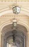 The entrance hall. Royalty Free Stock Image