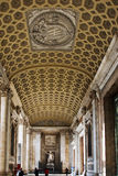 Entrance hallway to the Lateran Basilica Royalty Free Stock Images