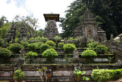 Entrance of an Hindouism temple in Bali. This is an entrance view of Balinese Hindouism temple royalty free stock photography