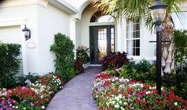 entrance home till