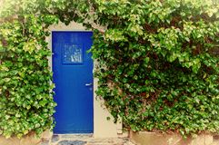 Entrance in a house Royalty Free Stock Photo
