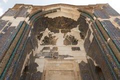 Entrance, Kabud mosque Royalty Free Stock Image