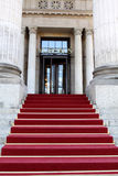 The entrance in Kurhaus, Wiesbaden Stock Images