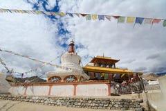 Entrance of Leh city in Ladakh Royalty Free Stock Photo