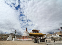 Entrance of Leh city in Ladakh Stock Images