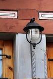 Entrance light Royalty Free Stock Image